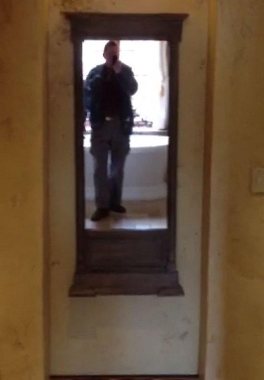 Building A Secret Door Hidden Door Secret Doorways