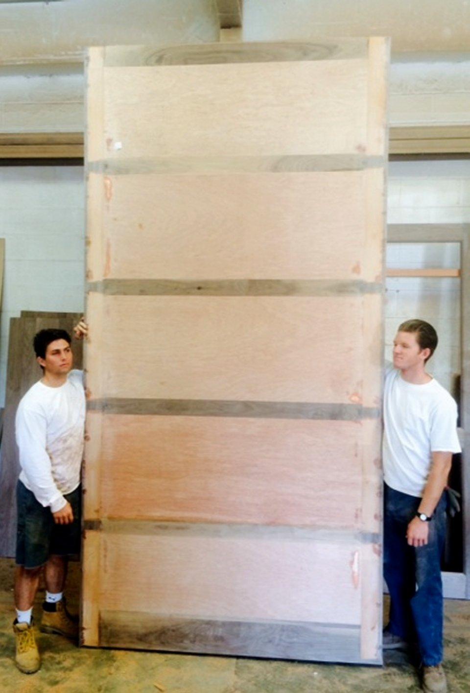 Reclaimed wood large pivot door insulated warp free wood pivot doors - Reclaimed Wood Large Pivot Door Insulated Warp Free Wood Pivot