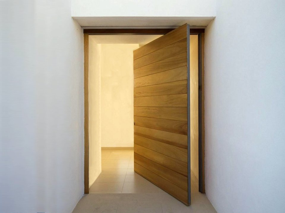 pivot door architecture design