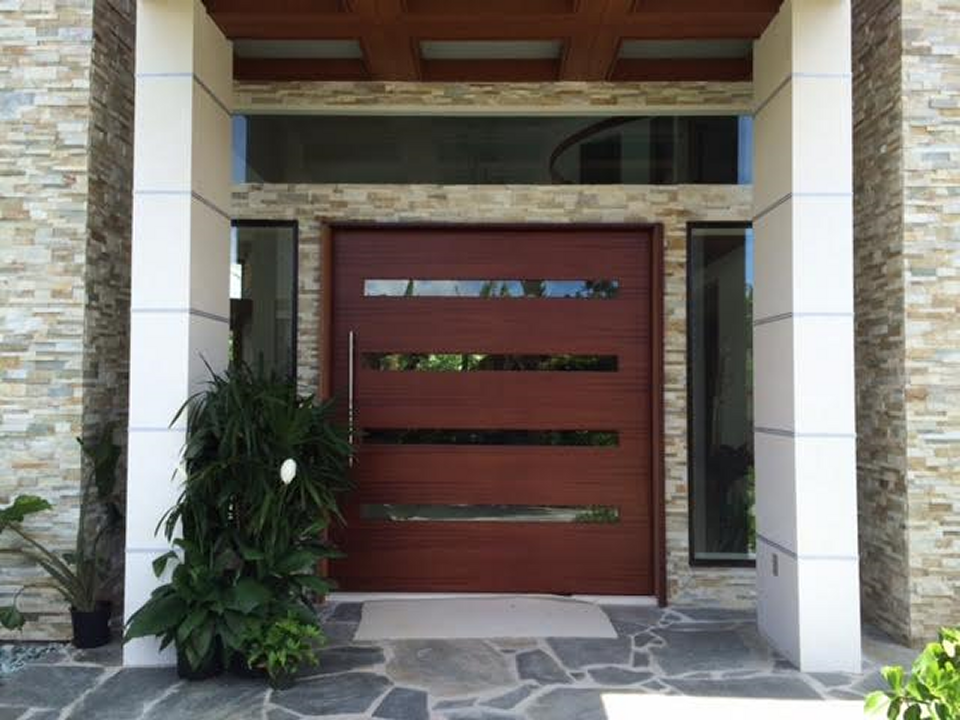 Affordable pivot doors pivot door inc for Affordable exterior doors