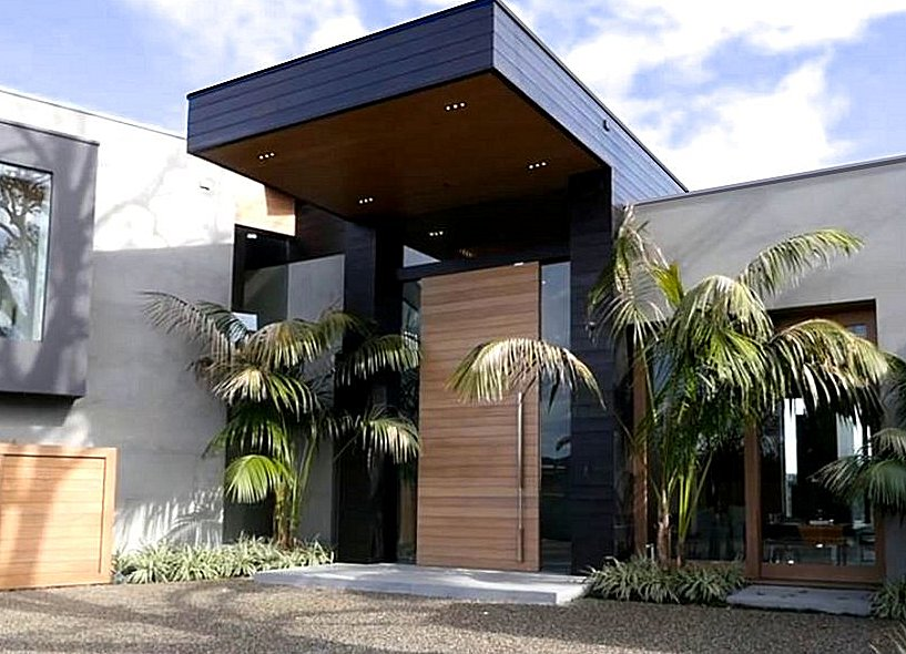 Modern Front Doors | Pivot Door Inc