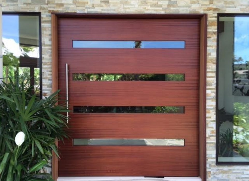 These New Technological Advancements In Pivot Entrance Doors Raises The ...