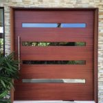 hawaiian pivot entry door warp free wood pivot doors lightweight exterior weatherproof
