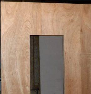 pivot door warp free pivot door with hinged man door